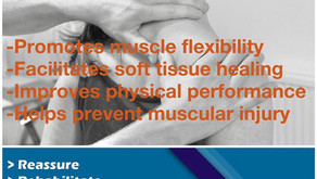 Key benefits of Sports Massage