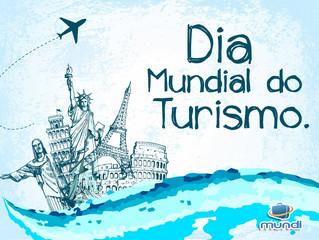 27 de septiembre Día Mundial del Turismo