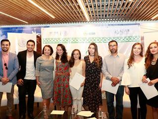 Sectur premia a ganadores del Concurso de Diseño Sustentable para el Turismo
