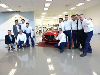 """""""Mazda, el mejor lugar para trabajar"""""""