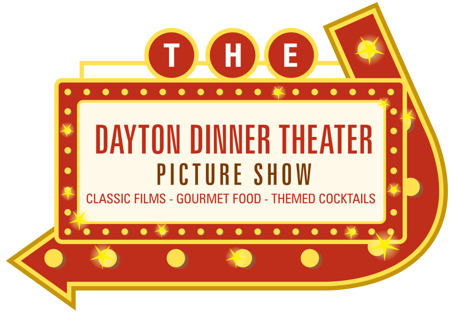 Dayton Ohio Dinner Theater Classic Movie Theater