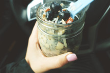Overnight Oats for the Overworked and Overtired