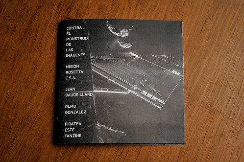 Contra el monstruo de las imágenes (Rosetta)