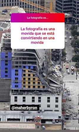 La fotografia es...
