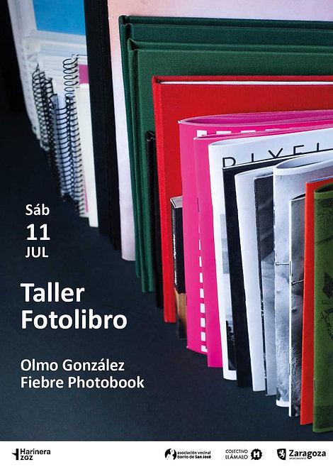 Taller Fotolibro en Zaragoza