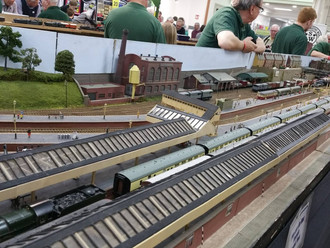 Great Electric Train Show