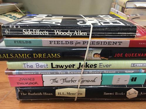 Humor Woody Allen lawyers