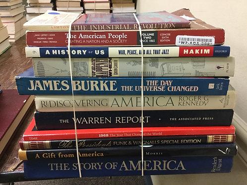 American history industrial revolution Warren reports 1968