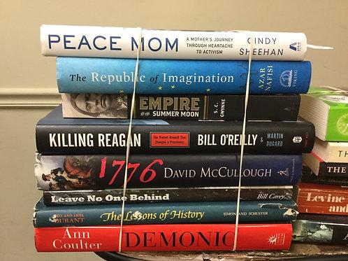 American history Reagan bill O'Reilly 1776 Ann Coulter