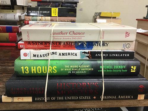 American history then Ghazi colonial post war