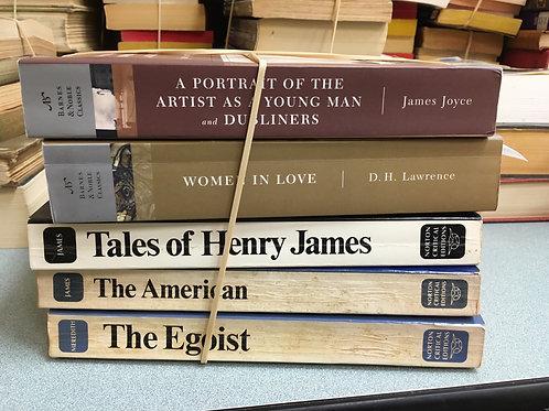 Classic Henry James James Joyce
