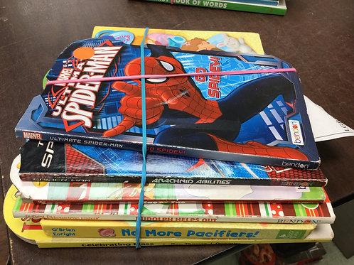 Board books Spiderman
