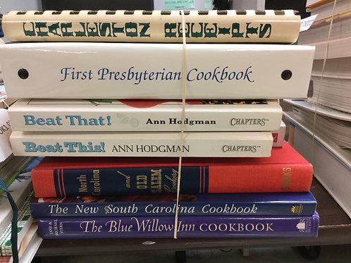 Cookbooks Carolinas