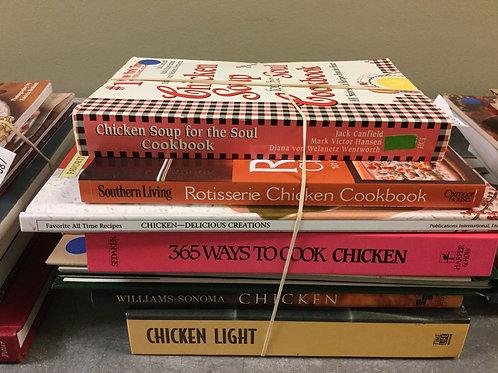 Cookbooks chicken