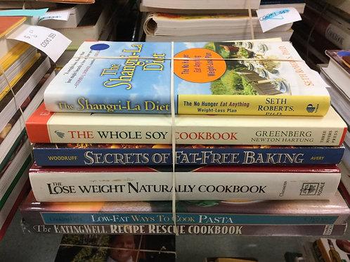 Cookbooks Shangri-La diet soy fat free pasta