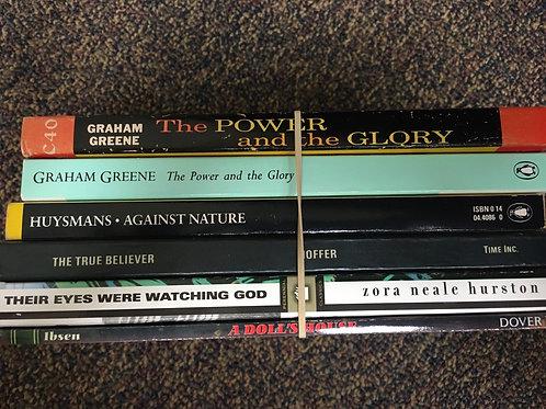 Classics Graham Greene their eyes were watching God