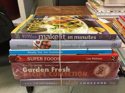 Cookbooks weight watchers light super foods