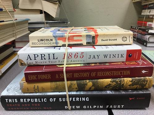 History Civil War Lincoln reconstruction