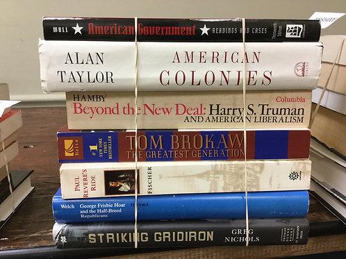 American history colonies Tom Brokaw Paul revere