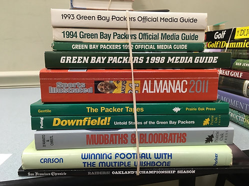 Recreation sports sports illustrated almanac Green Bay Packers football