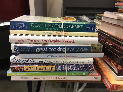 Cookbooks gluten-free weight watchers vegetables