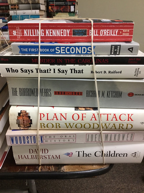 American history Kennedy Woodstock
