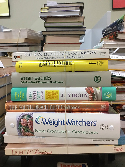 Cookbooks diet light