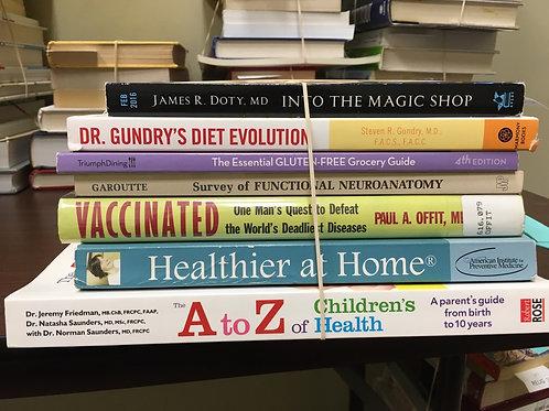Health brain diet disease children