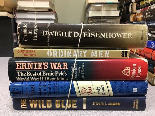 WWI-II Eisenhower Nazis