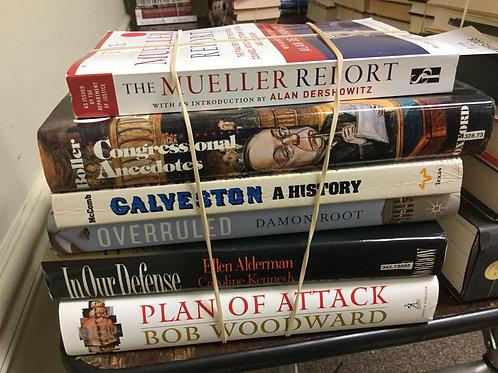 American history Mueller report Galveston