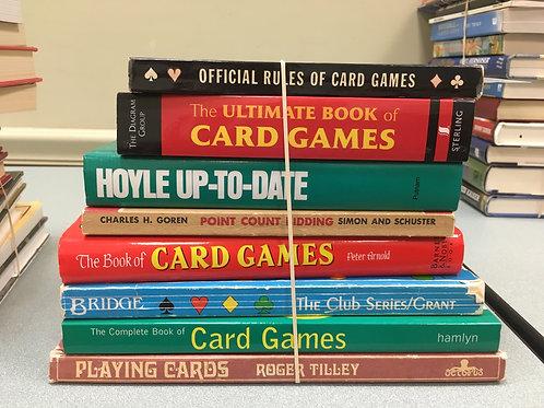 Recreational sports card games
