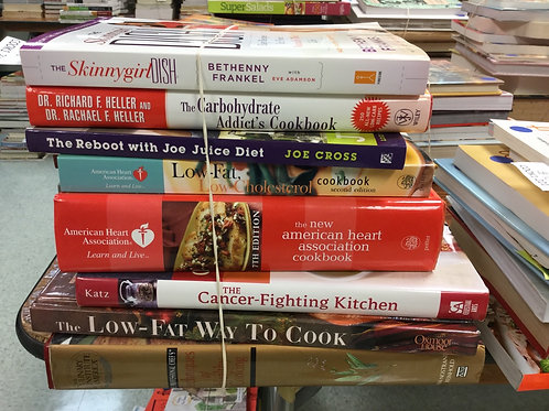 Cookbooks Bethenny Frankel juice low fat low cholesterol