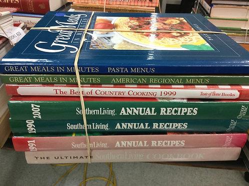 Cookbooks pasta southern living