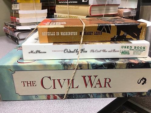 History Civil War Washington