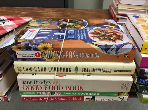 Cookbooks low carb biggest loser weight loss Phil McGraw