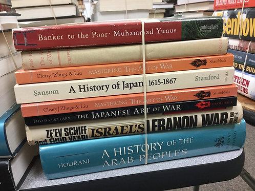 World history art of war Japan Israel