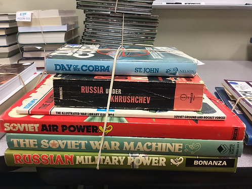 Military history Russia Soviet union