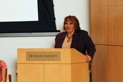 Sahar speech at leadership BNLP graduation 2011