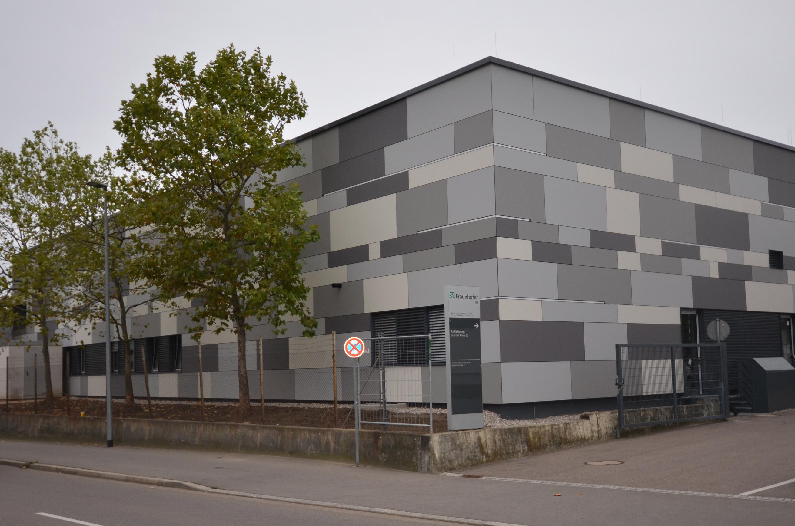 Fraunhofer Institut Freiburg
