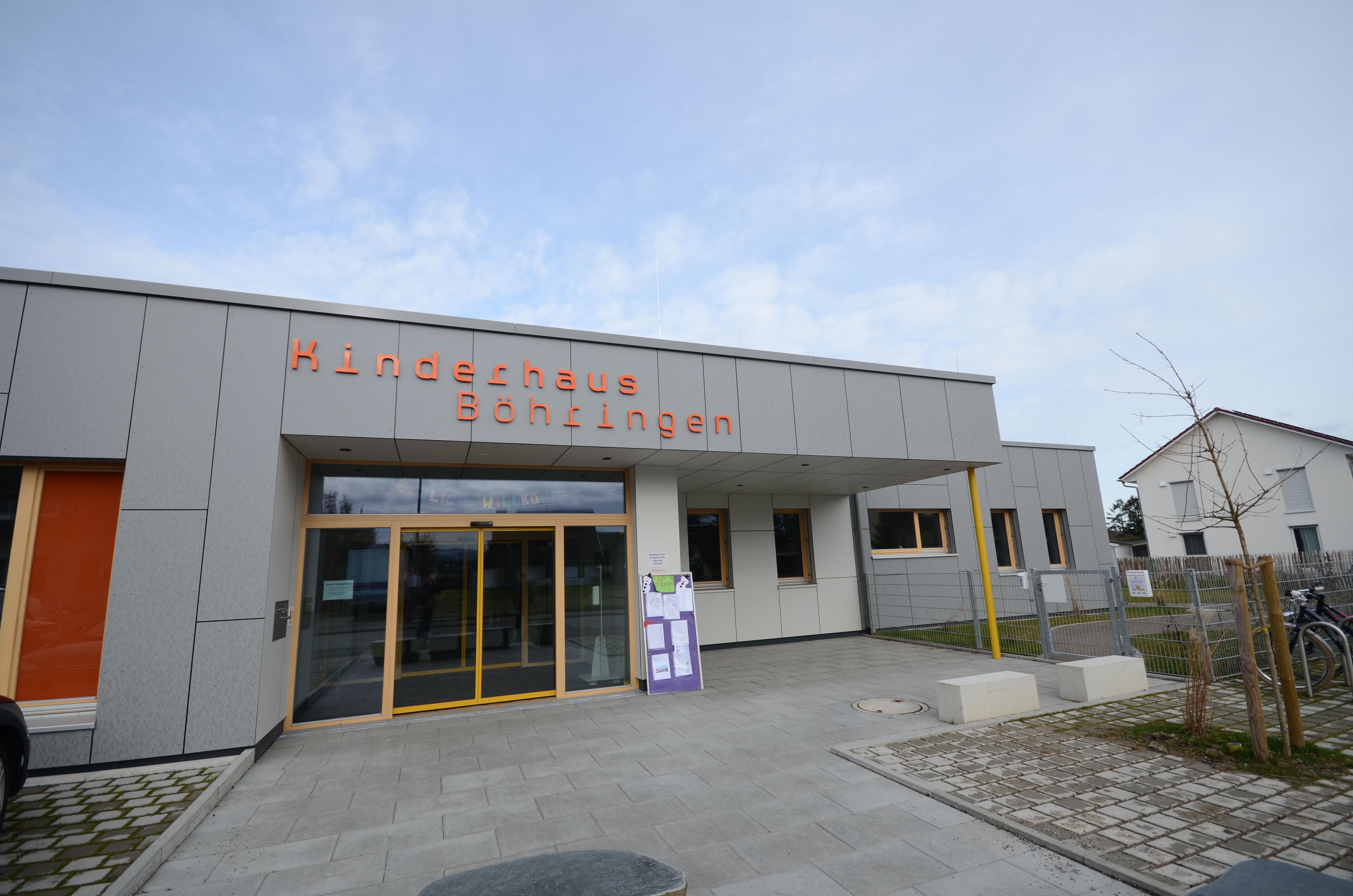 Kinderhaus Böhringen