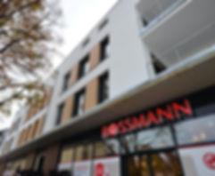 Geschäftshaus Balingen