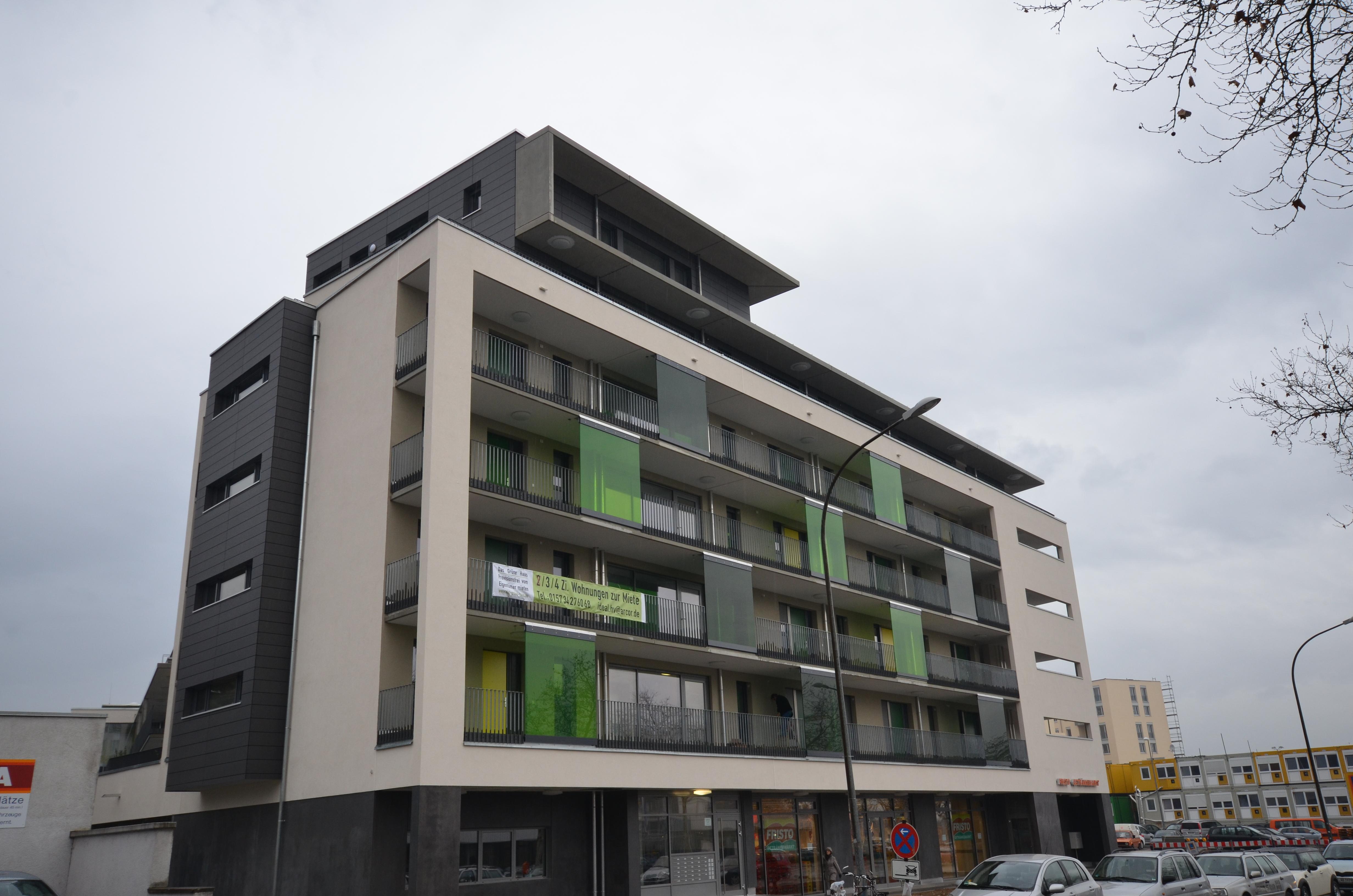 Wohn- und Geschäftshaus Freiburg