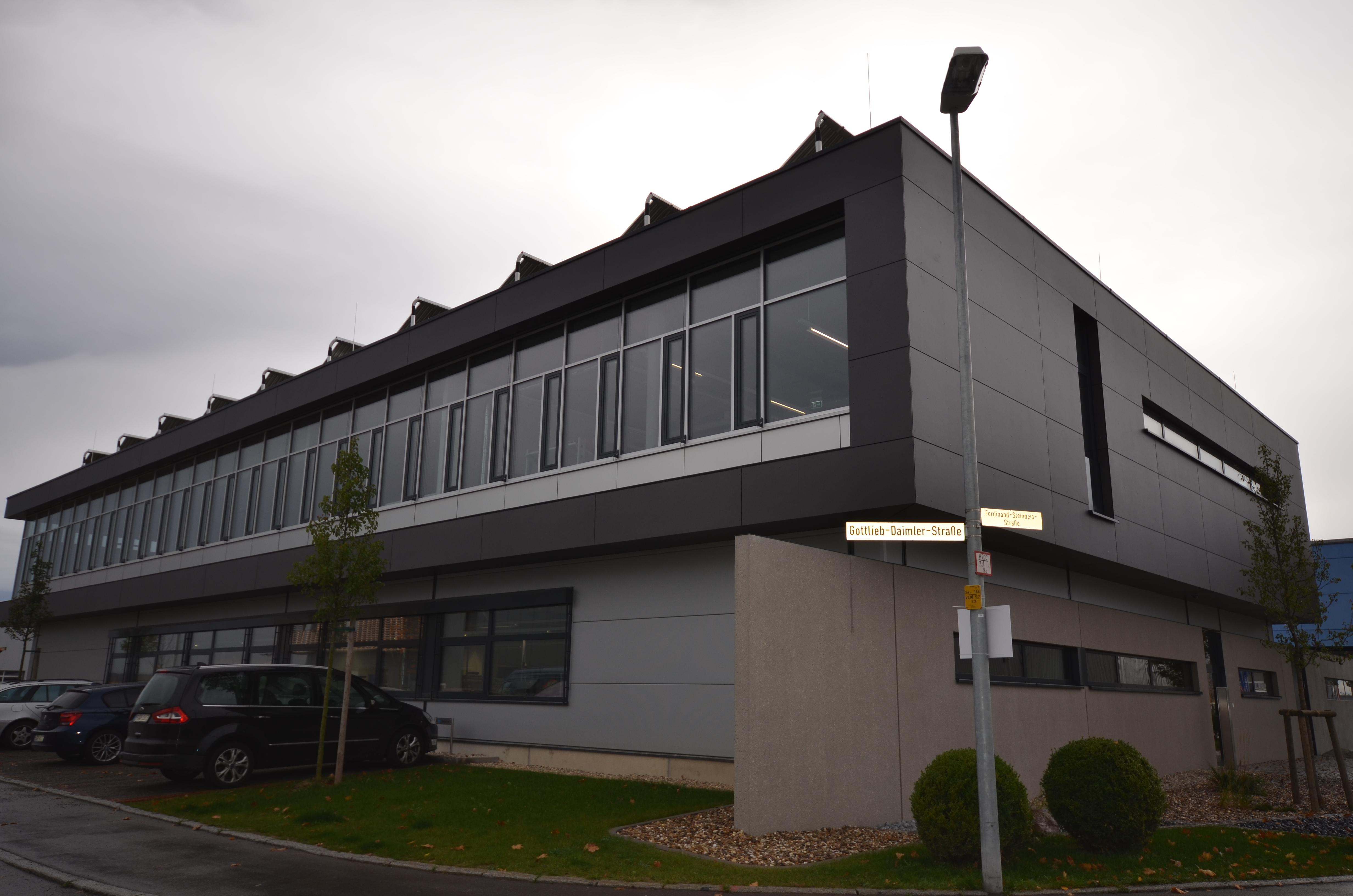 Verwaltungsgebäude Steinenbronn
