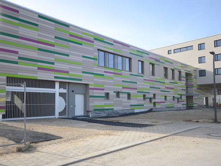 Trespa® Fassade Kindergarten Tuttlingen
