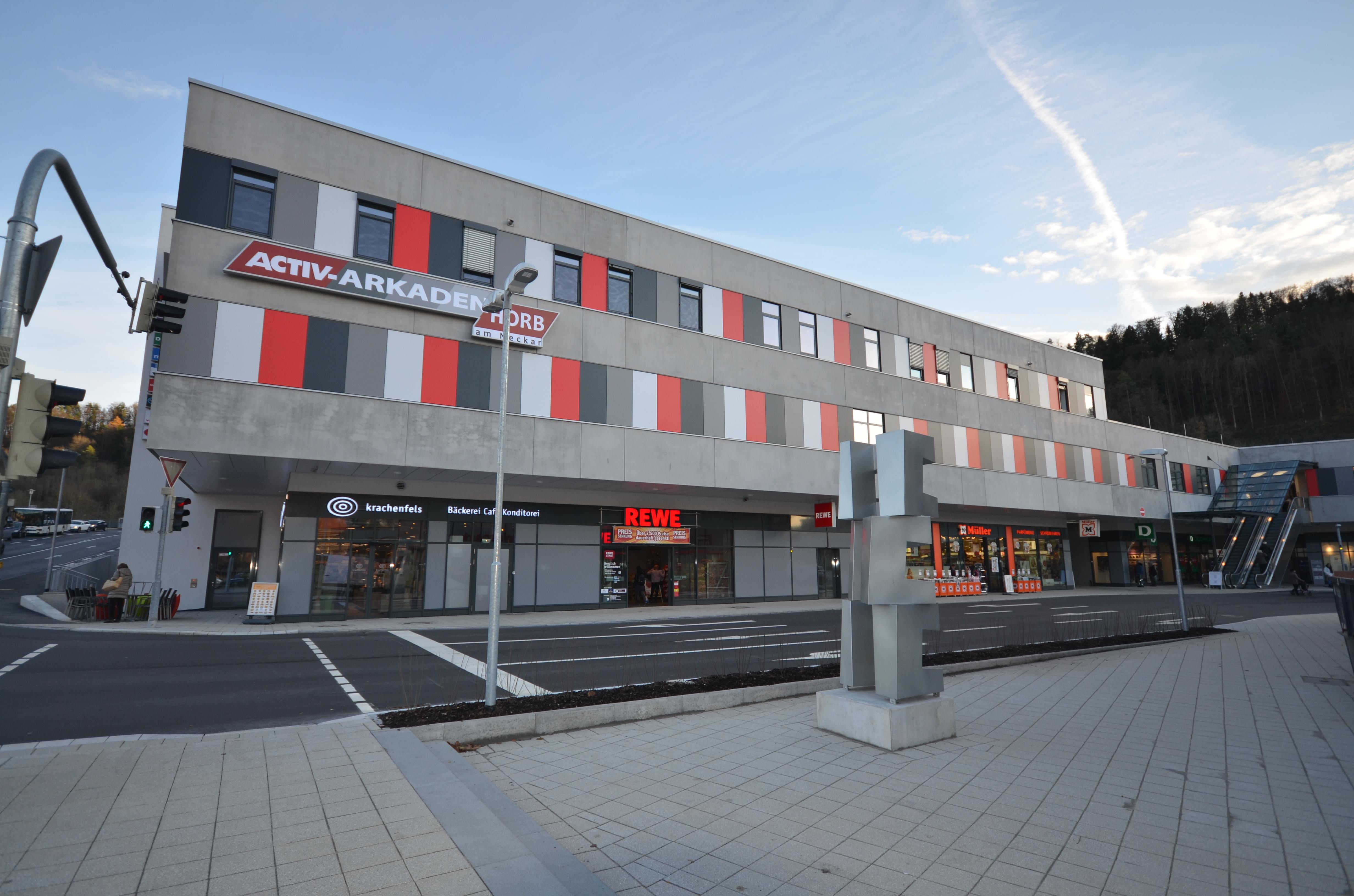 Einkaufszentrum Horb
