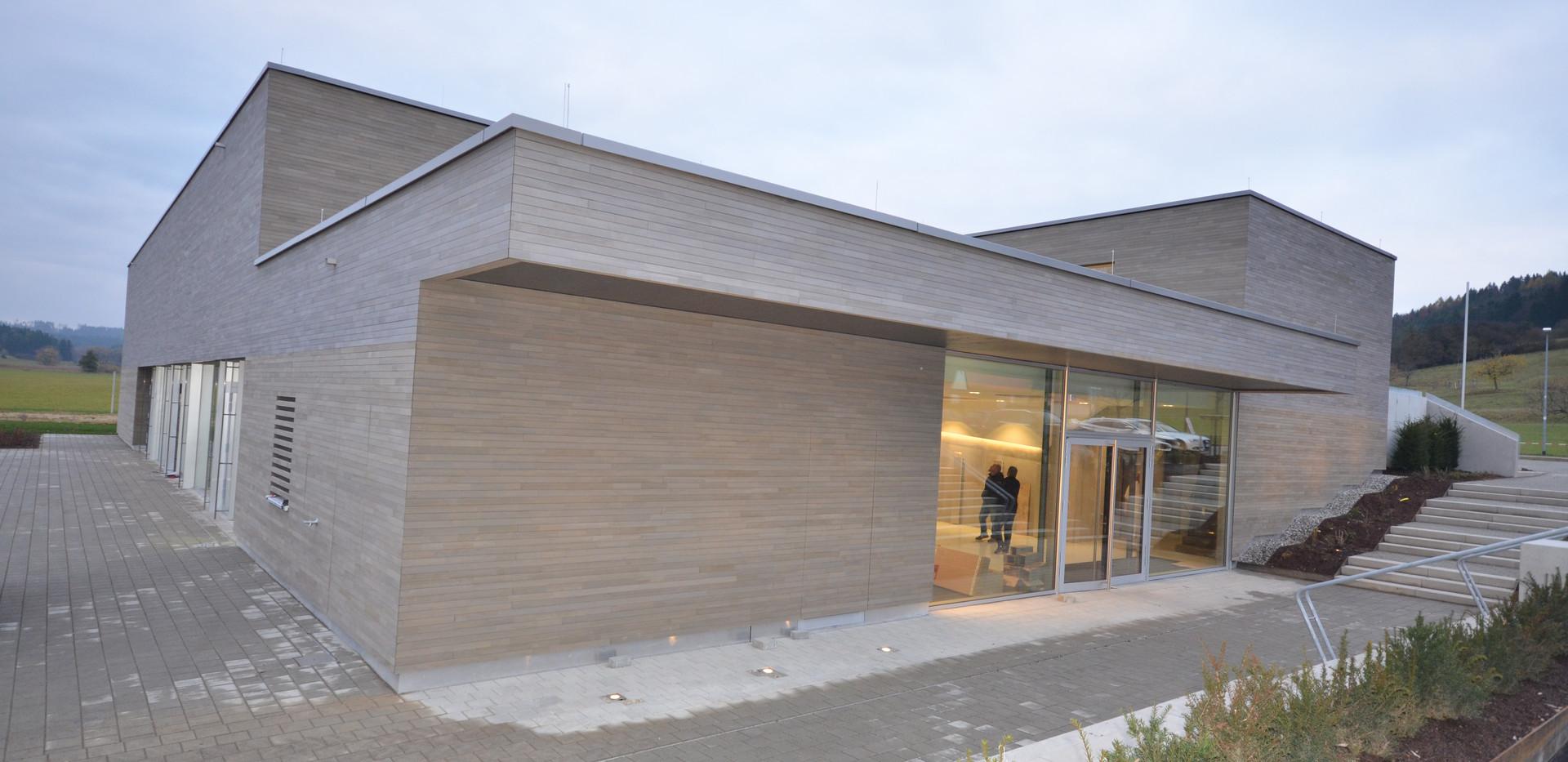 Mehrzweckhalle Göllsdorf