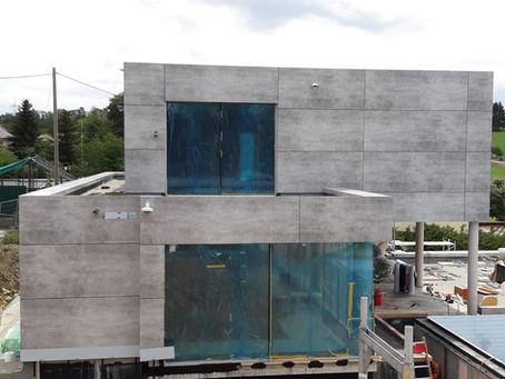 ALUCOBOND® Fassade in Trossingen
