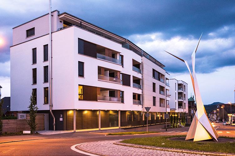 Wohn- und Geschäftshaus Rottweil