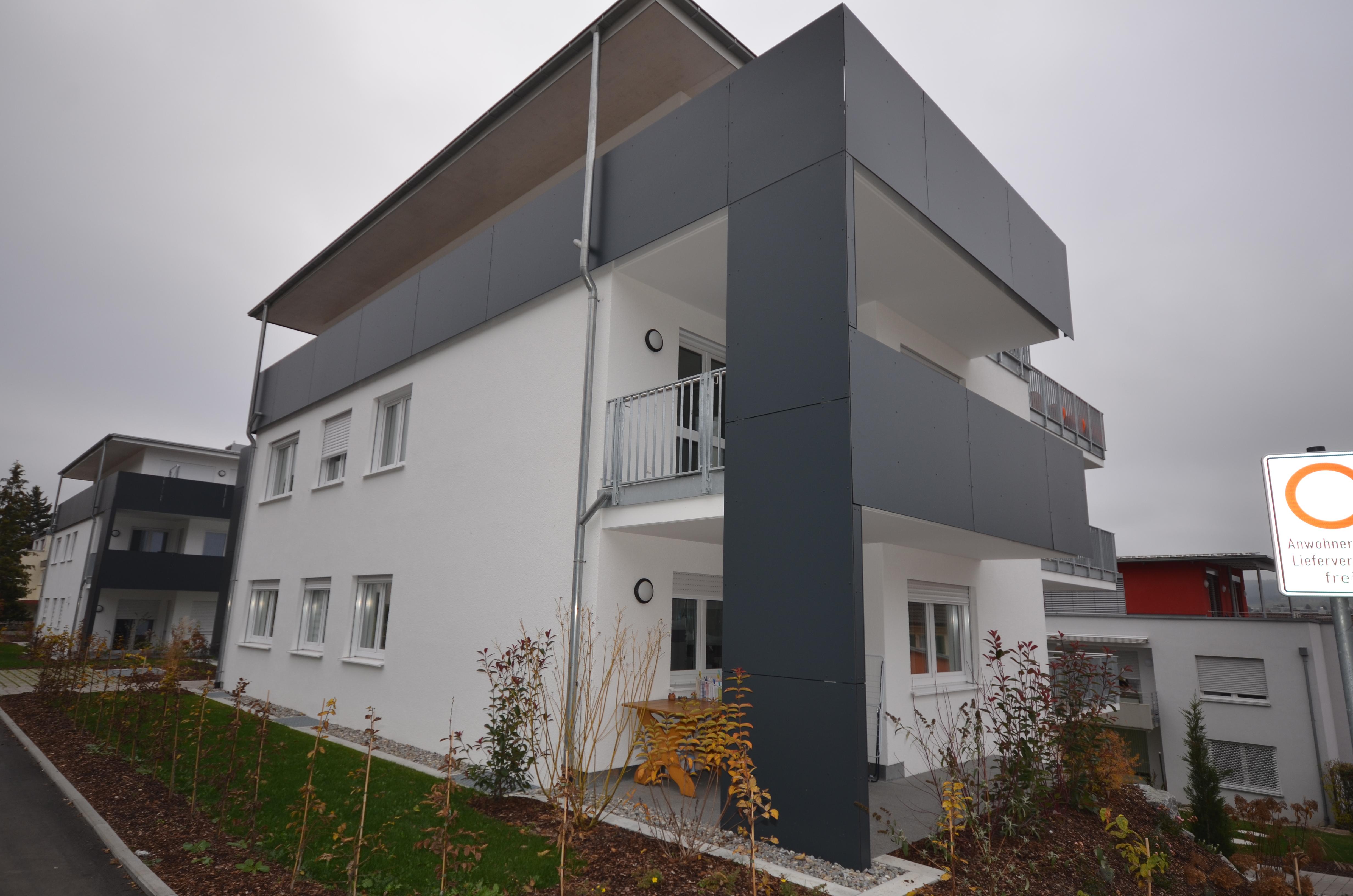 Mehrfamilienhaus Balingen