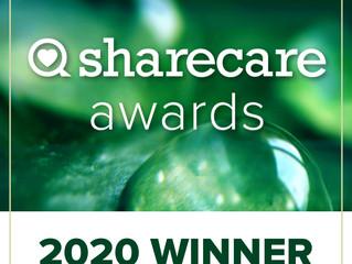 MyndVR Named Winner in 2020 Sharecare Awards Innovation Category